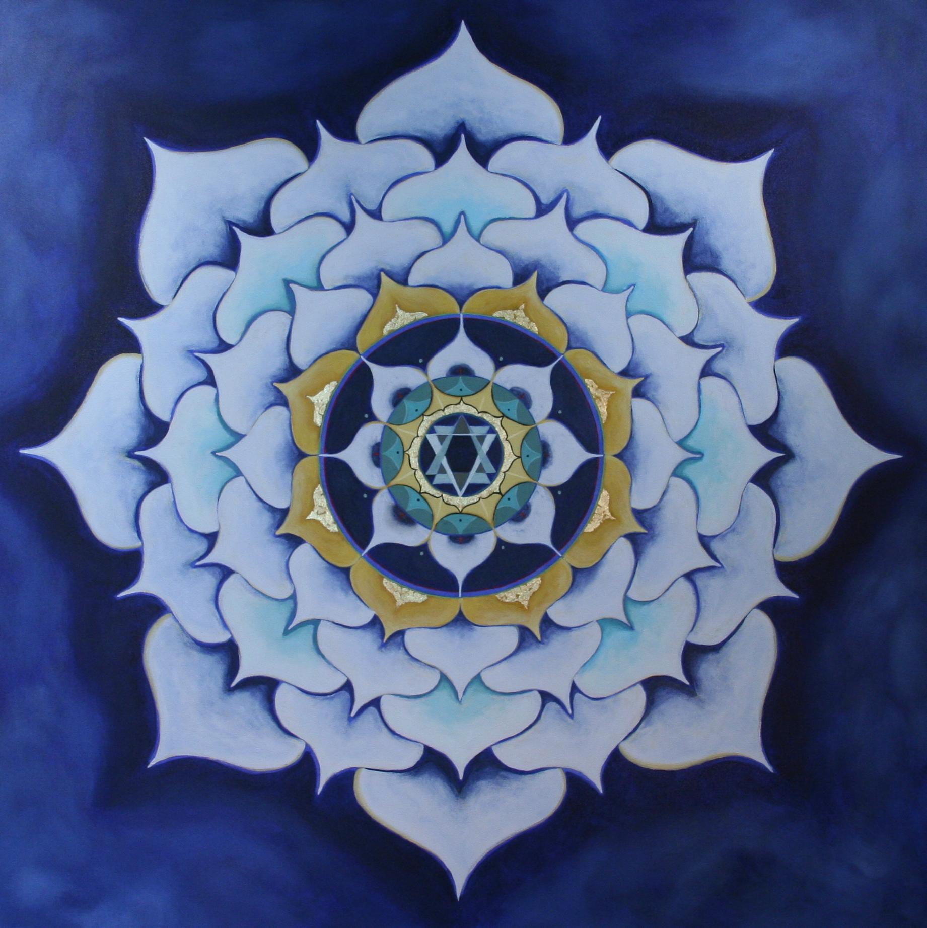Lotus Mandala II